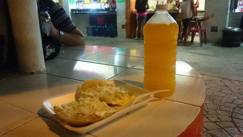 Cancun: Parque de las Palapas