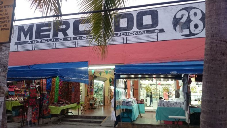 Cancun: Mercado 28