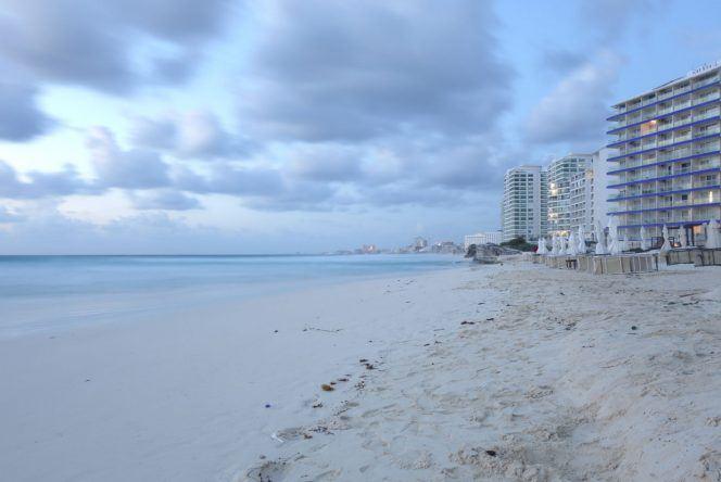 Cancuns Strand