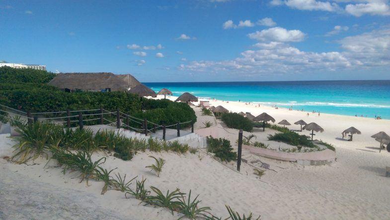 Cancun: Playa Delfines