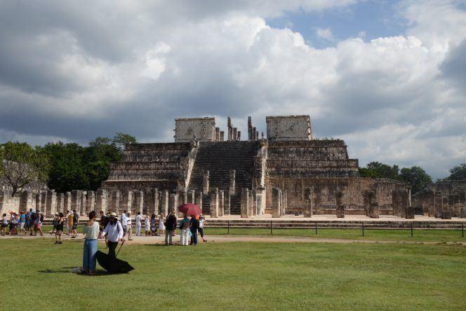 Chichén Itzá: Templo de los Gerreros