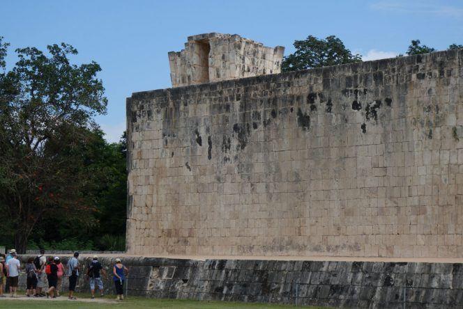 Chichén Itzá: Ballspielplatz