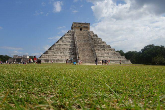 Chichén Itzá: Pyramide des Kukulcán