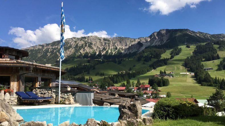 Hotel Lanig Resort Spa Oberjoch Allgau