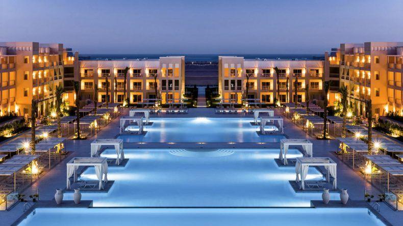 Einer unserer Hauptpreise: 7 Nächte für 2 Erwachsene, All Inclusive, im Doppelzimmer im 5-Sterne-Hotel Jaz Makadi Aquaviva in Hurghada (Ägypten)*