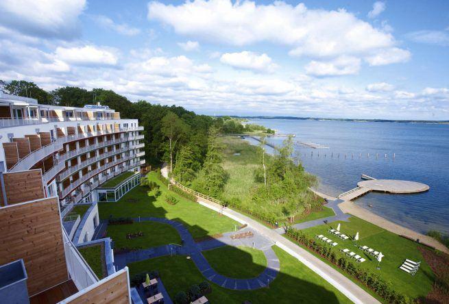Einer unserer Hauptpreise: 3 Tage für 2 Personen im 4,5 Sterne Hotel TUI BLUE Fleesensee in Göhren-Lebbin, Mecklenburgische Seenplatte*