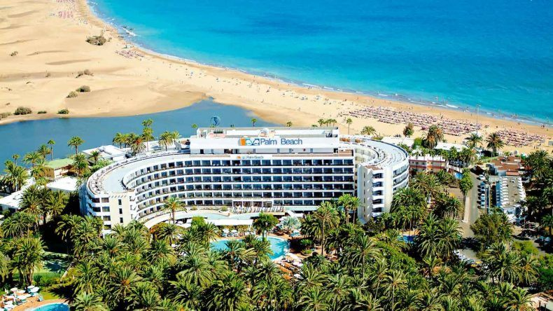5 Sterne Hotel Gran Canaria - Seaside Palm Beach