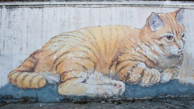 Streetart in Georgetown