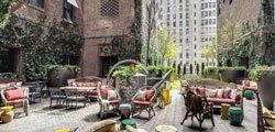 Hotel Hudson in New York