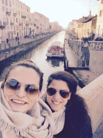 Besser kann unser Städtetrip nicht laufen: Gutes Essen, tolles Wetter, schöne Sehenswürdigkeiten - Mailand ist definitv einen Besuch wert!