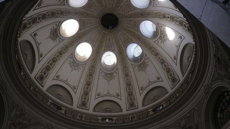 Kuppel Hofburg