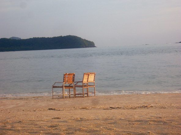 Langkawi: Pantai Cenang