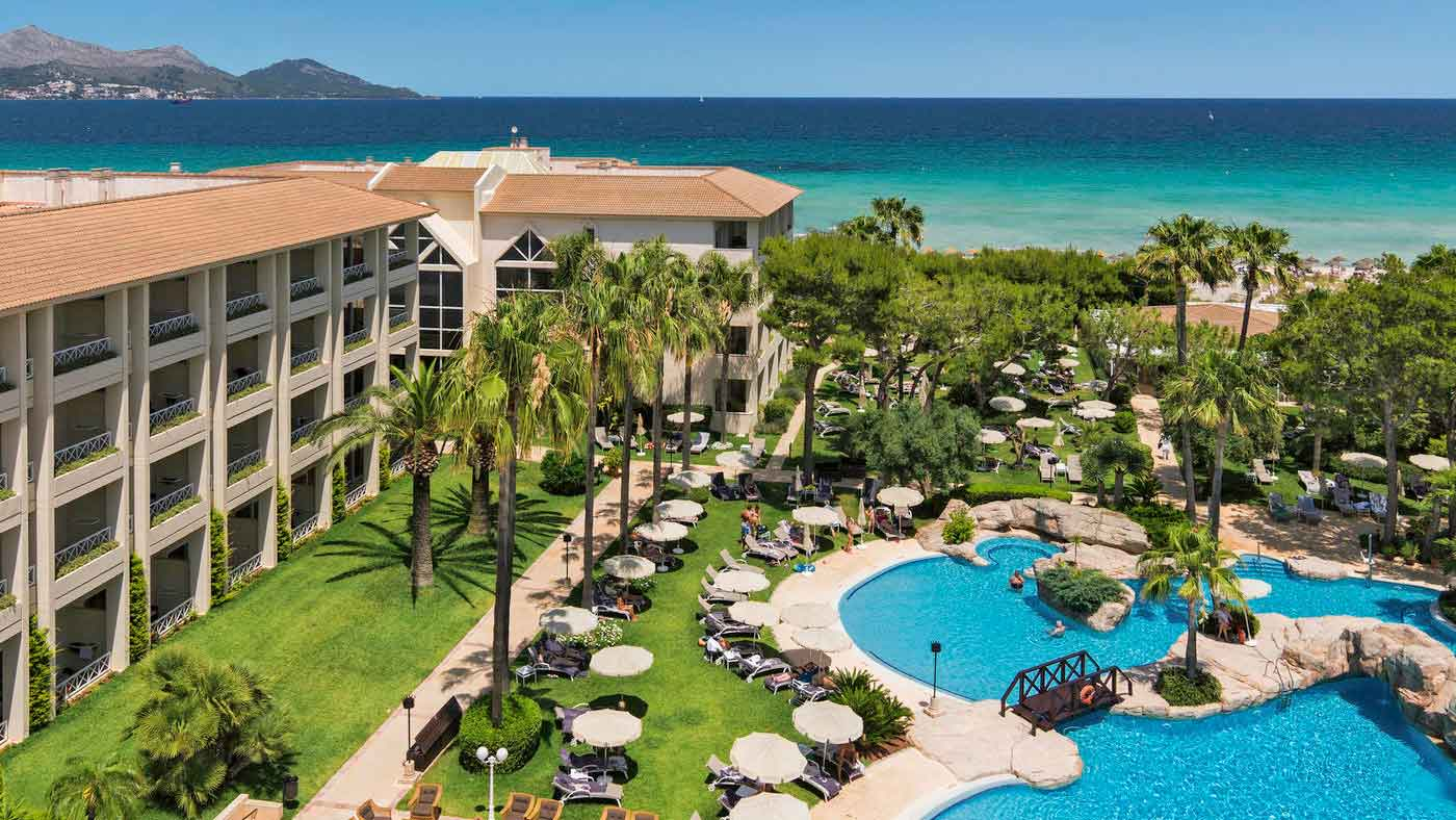 Hotels In Alcudia Mallorca