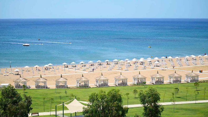 Das Luxushotel TUI SENSATORI Resort Turkey