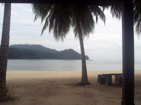 Langkawi: Beras Basah Island