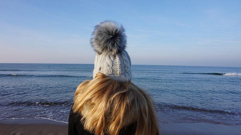 Ostsee bei Warnemünde