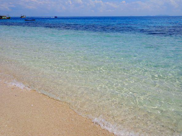 Perhentians: Strand Teluk Pauh