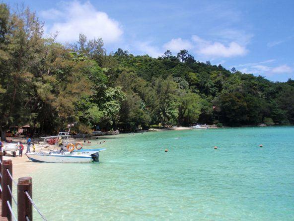 Malaysia: Sapi Island