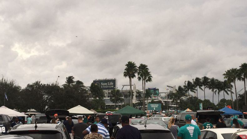 Sportreise Miami Sun Life Stadium
