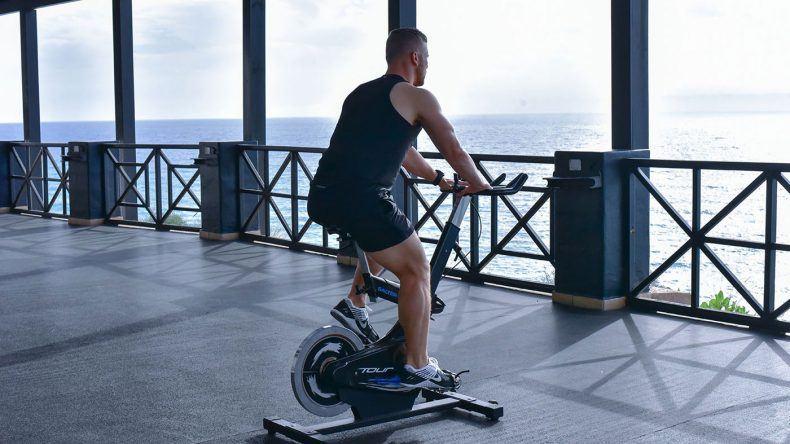 Sport und dabei mit dem Blick zum Meer? Wie oft hast du das zuhause?