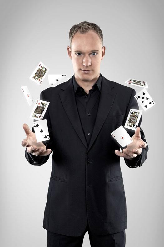 Zauberworkshop mit Felix Gauger