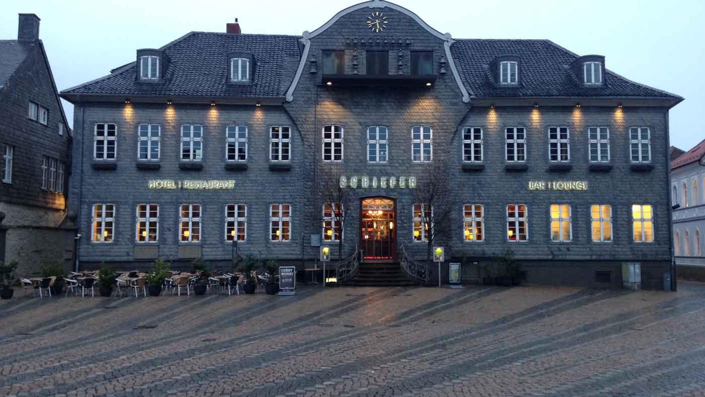 Glockenspiel in Goslar