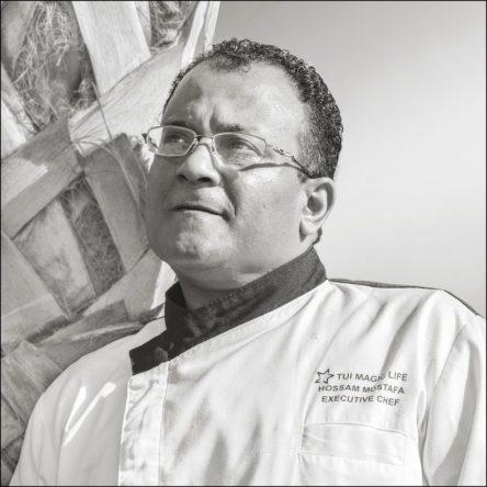 Executive Chef Hossam Mostafa