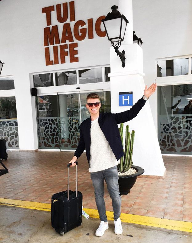 Willkommen im TUI MAGIC LIFE auf Fuerteventura