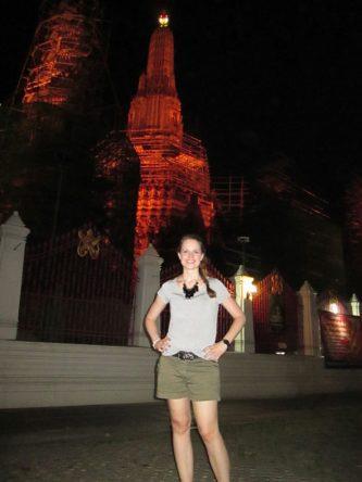 Katharina in Bangkok