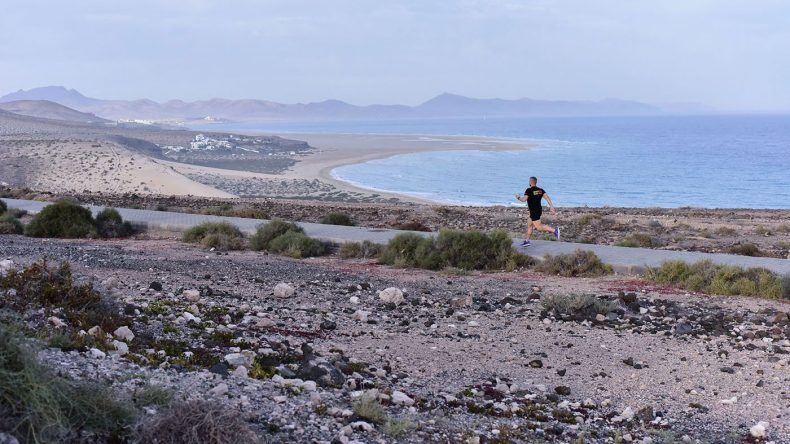Raus aus der gewohnten Umgebung, rein die das Unbekannte! Laufen durch fremde Landschaften ist spannend und abwechslungsreich