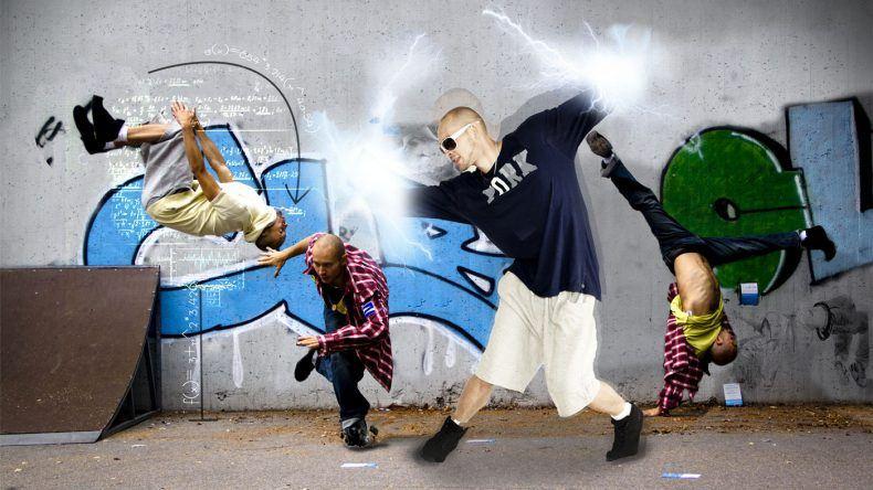 Breakdance und Streetdance lernen mit MegaMoves