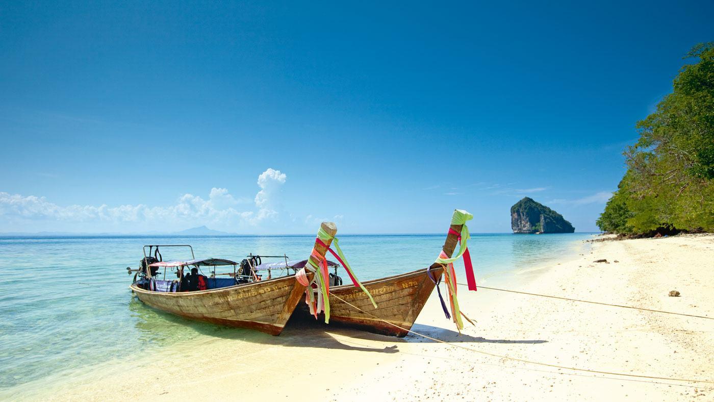 8 Gründe, warum ihr in Thailand Urlaub machen solltet