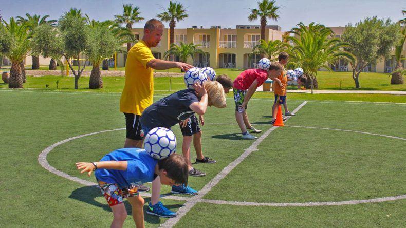 Fußballevents im TUI MAGIC LIFE