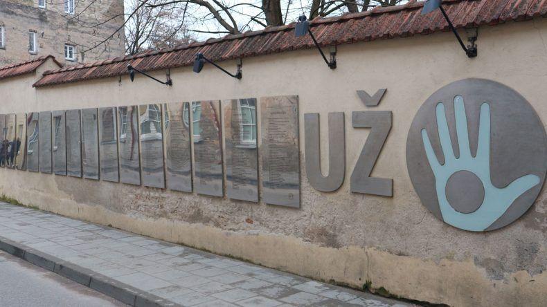 Solltet ihr gesehen haben, wenn ihr in Vilnius vorbeischaut: Die eigene Verfassung des Künstlerviertels Užupio Respublika