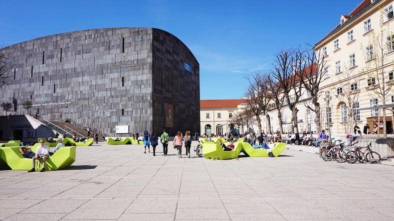 Mumok Musuemsquartier Wien