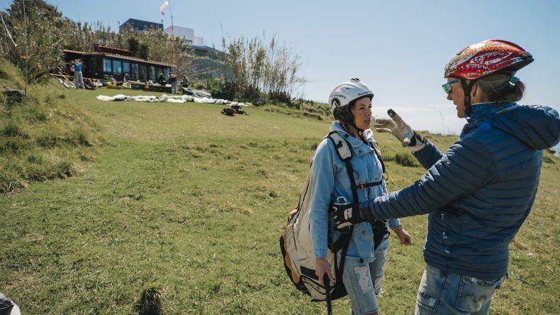 Paragliding Madeira