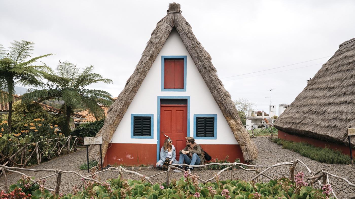 Madeira Häuschen