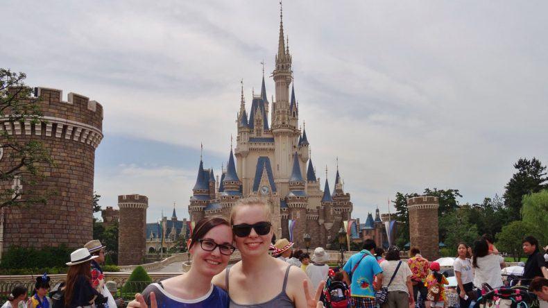 Mein Highlight: Das Disneyland Tokyo