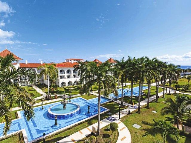 HOTEL RIU PALACE MEXIKO