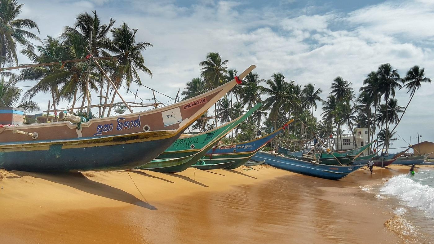 Meine TOP 5 Sri Lanka Strände