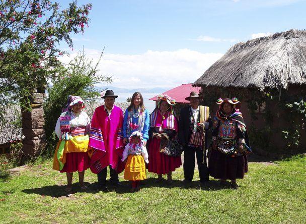 Peru, Titicacasee