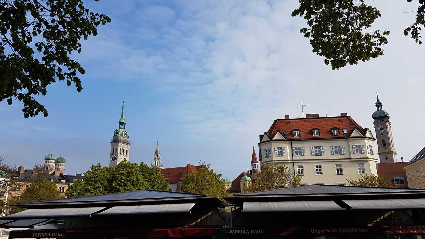 München intensiv in 48 Stunden