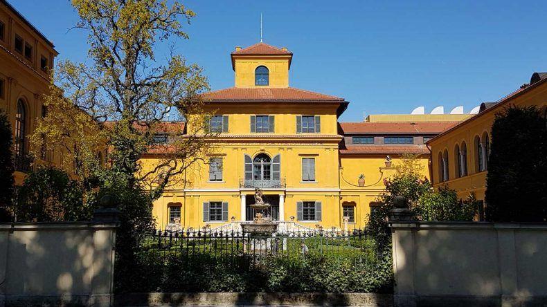 Lenbach Villa