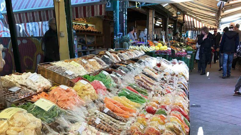 Naschmarkt Gewürze Wien