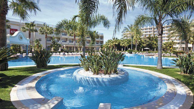 Hotel RIU Guarana an der Algarve