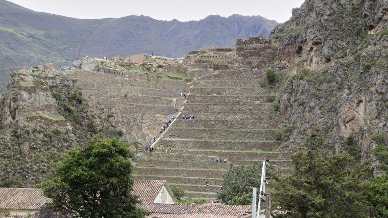 Peru, Inkaruine