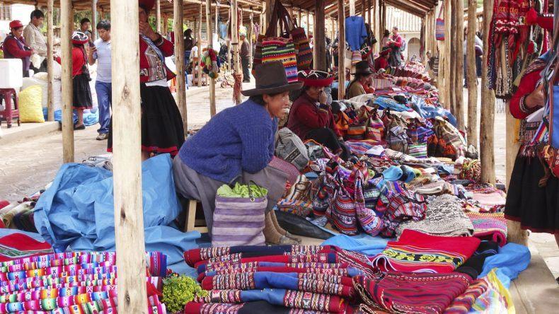 Peru, Indiomarkt