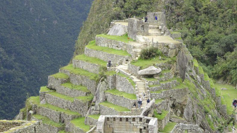Peru, Inkaruinen