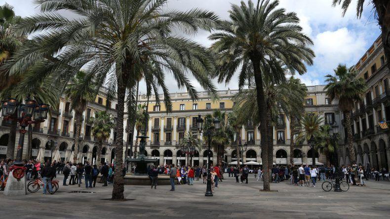 Barcelona Plaza Real