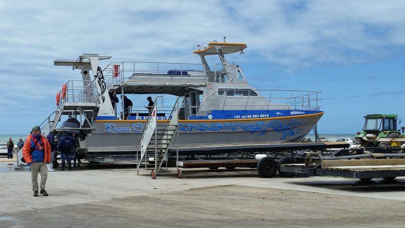 Boot Südafrika